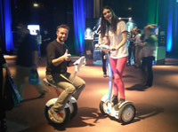 Airwheel A3 2 wheel unicycle