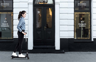 Airwheel Z8 2 wheel electric scooter Airwheel Z8